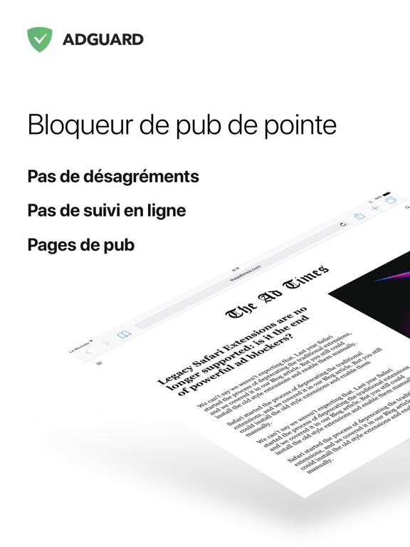 Screenshot #4 pour AdGuard Pro — adblock avancé