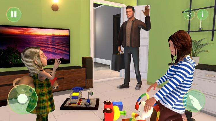 Family Simulator - Virtual Mom screenshot-3