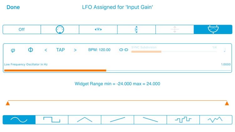 Limiter - Audio Processor screenshot-3