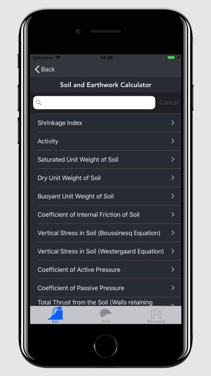 Soil and Earthwork Calculator screenshot-7
