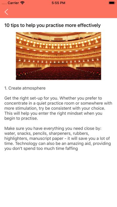 Christina Music Shop screenshot 2