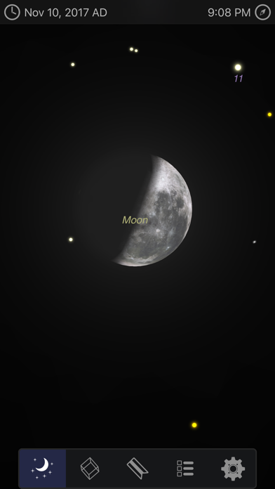 Screenshot for StarMap 3D+ Plus in United States App Store