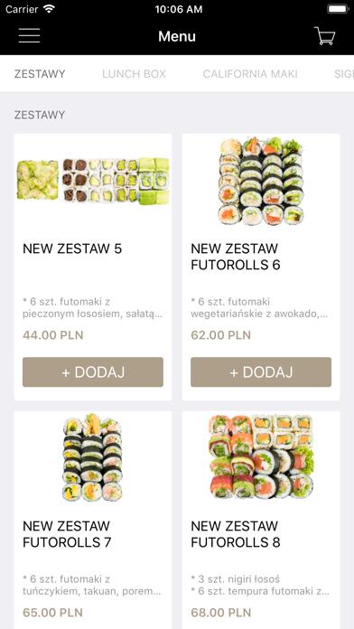 Sushi Today screenshot 1