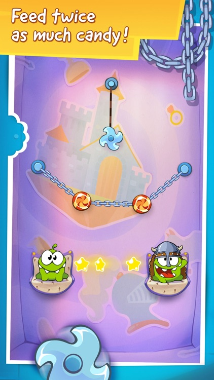 Cut the Rope: Time Travel GOLD screenshot-3