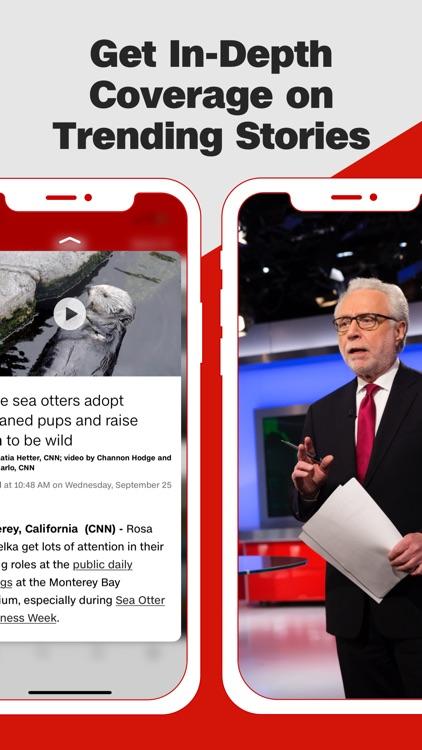 CNN: Breaking US & World News screenshot-4