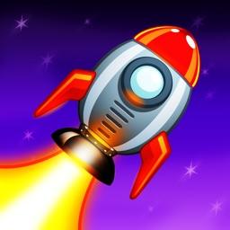 Rocket Spinner