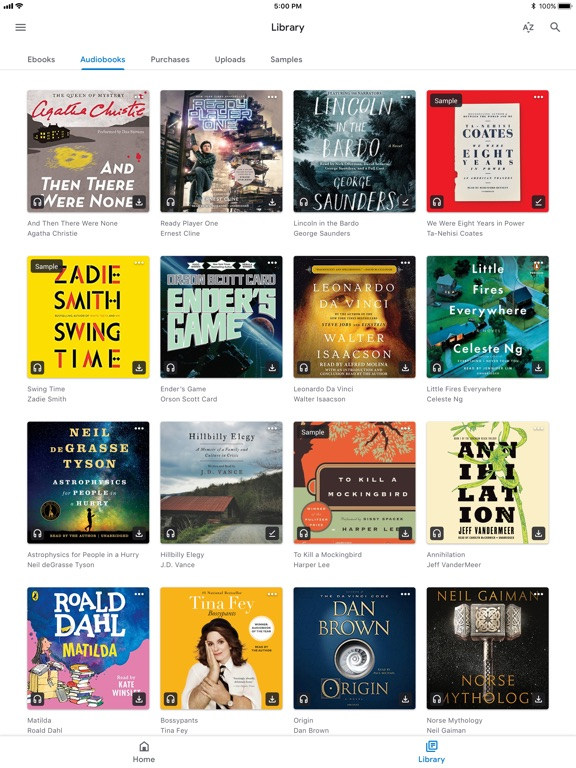 Google Play Books-ipad-1