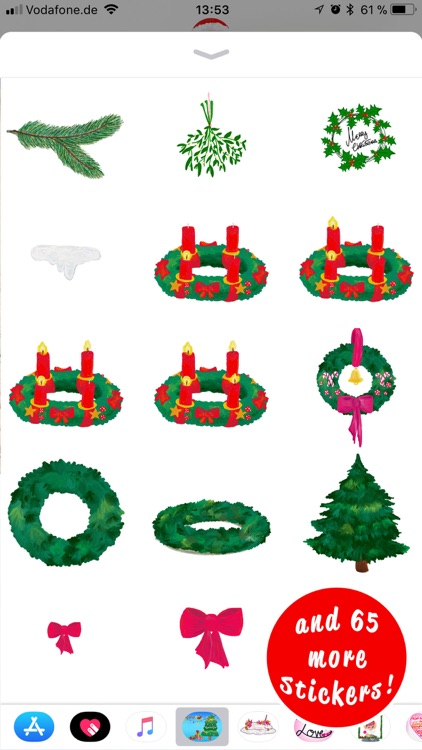 Ultimate Christmas Stickers screenshot-4