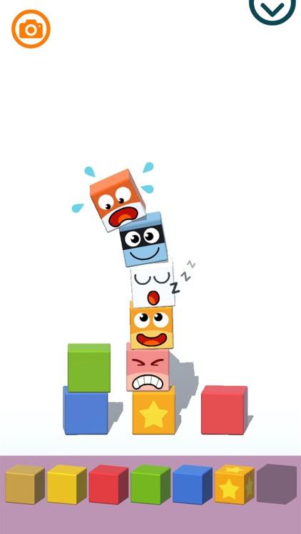 Pango KABOOM ! cube stacking screenshot-3