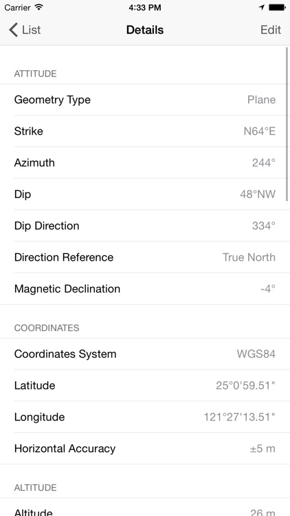 GeoCompass 2 screenshot-3