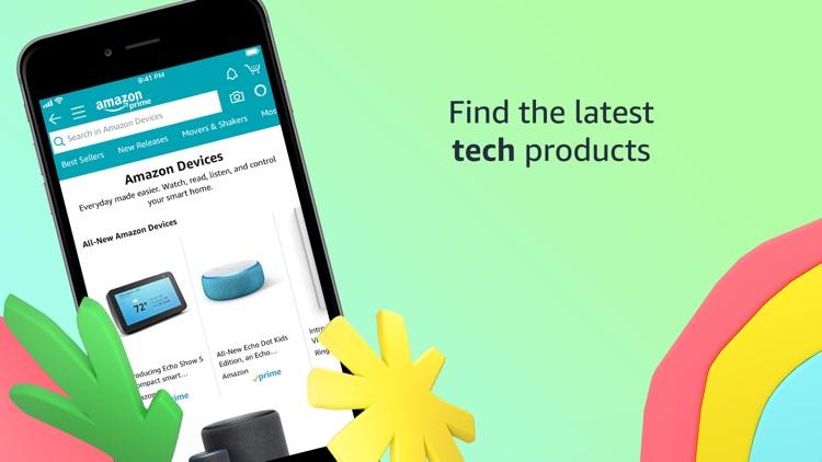 Amazon - Shopping made easy screenshot-4