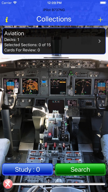 iPilot B737NG Study Guide screenshot-0