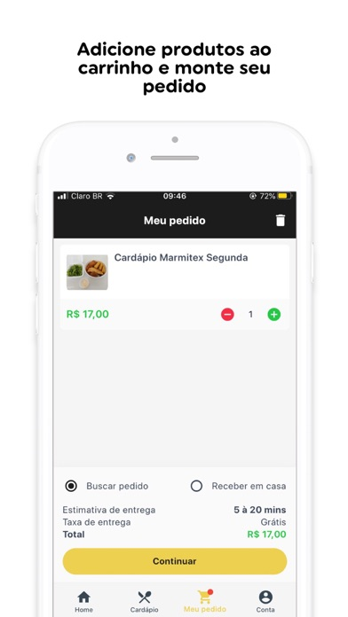 Baixinha screenshot 4