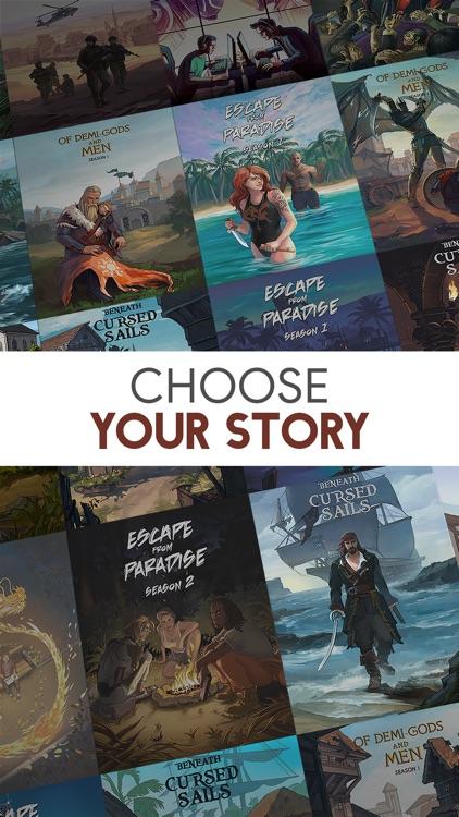 Stories: Your Choice screenshot-6