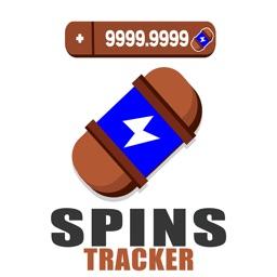 Spins Tracker For Pig Master
