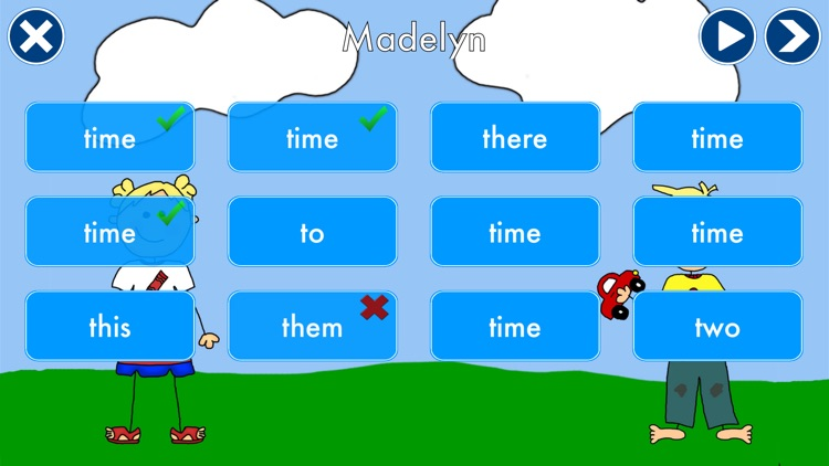 Fun Sight Words screenshot-3
