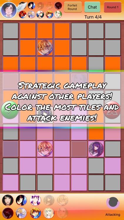 Coloring Wars screenshot-8