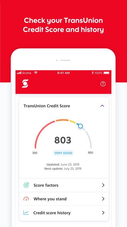 Scotiabank screenshot-3