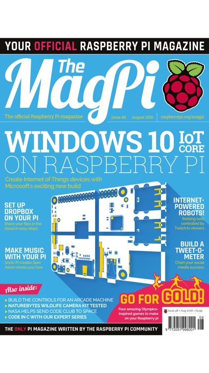 The MagPi Raspberry Pi