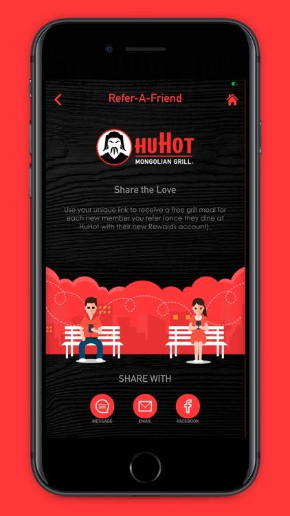 HuHot Rewards screenshot-3