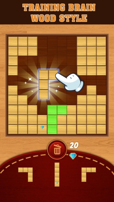 Tải về Wood Block : King Puzzle cho Android