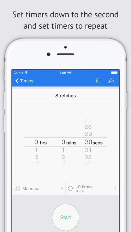 Timer+ screenshot-3