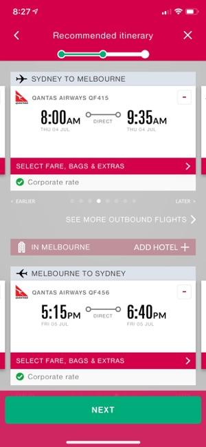 Corporate Traveller - Serko on the App Store