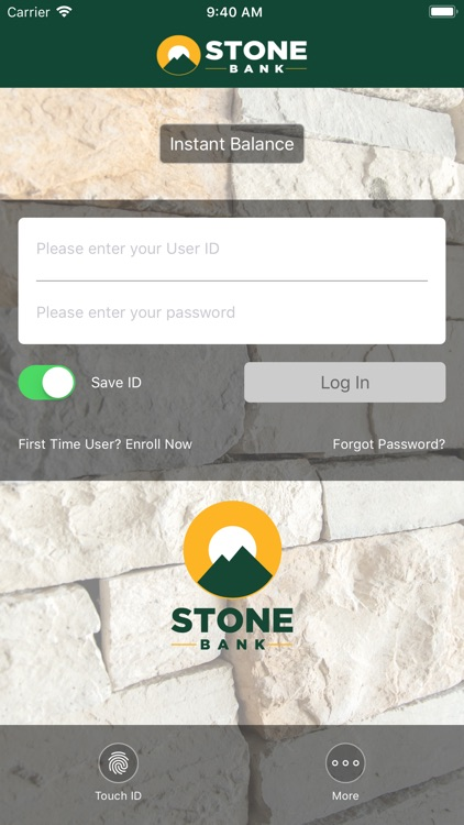 Stone Bank Mobile screenshot-1