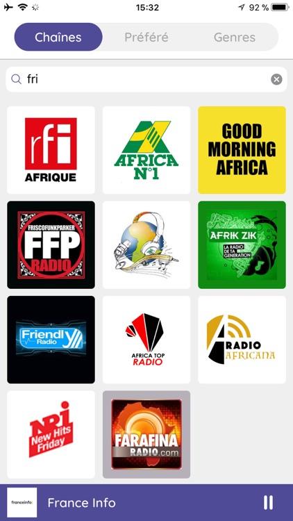 Radio for me - France Live FM screenshot-4