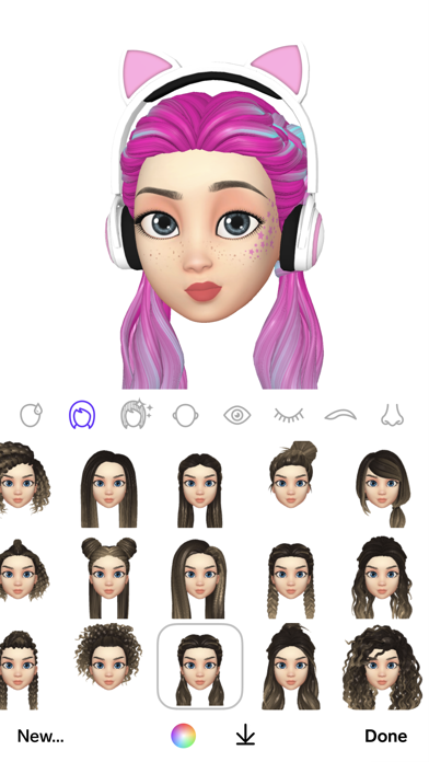 Download Facemoji 3D Face Emoji Avatar per Pc