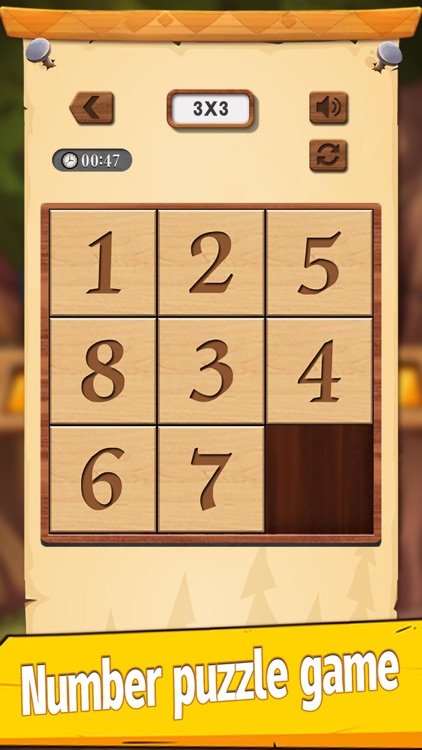 Numpuz: NumberPuzzle Games screenshot-4