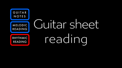 Screenshot for Guitar Sheet Reading PRO in Kuwait App Store