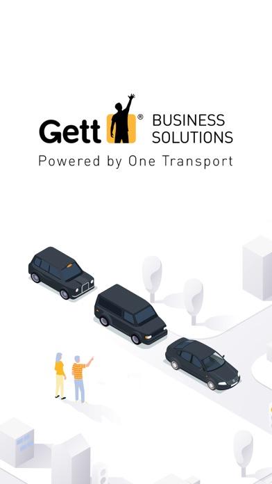 Gett Business Solutions screenshot one