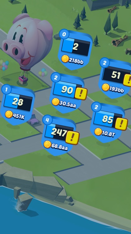 Idle City Empire screenshot-3