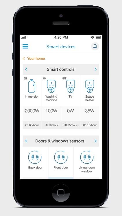 EI Smarter Home screenshot-4
