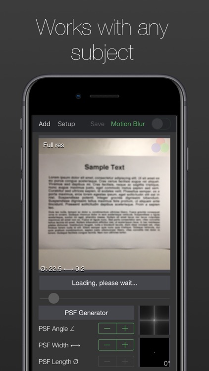 Image Deblur - Blurred & Shaky screenshot-3