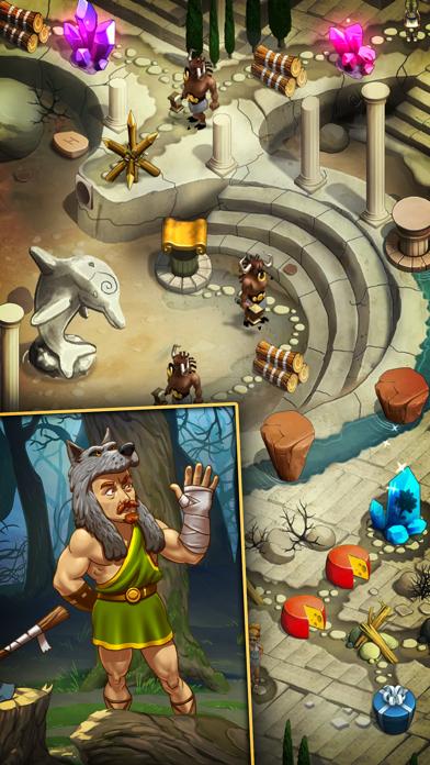 Hercules V (Platinum Edition) screenshot three