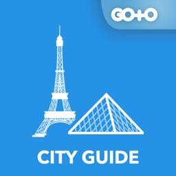 Paris Travel Guide & City Maps