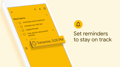 Google Keep - Notes and lists-2