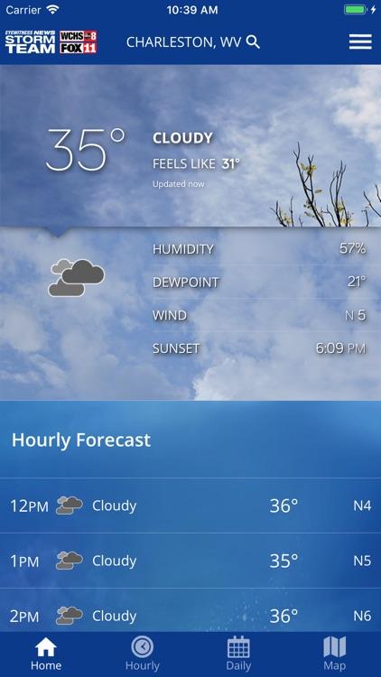 Storm Team Weather WCHS/Fox11