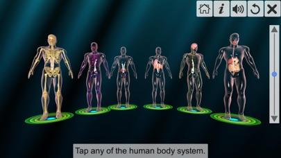 AR Incredible human body screenshot 4