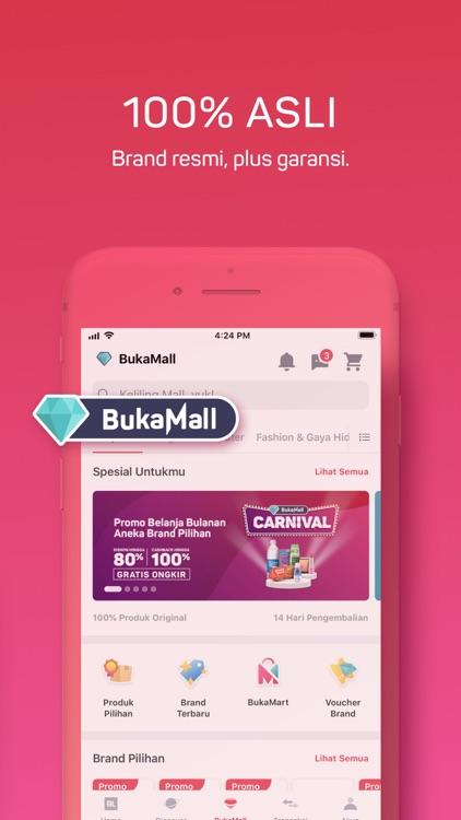 Bukalapak - Jual Beli Online screenshot-3