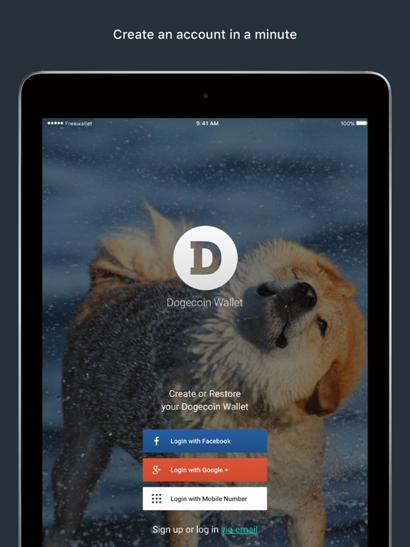 Dogecoin Wallet by Freewallet by Freewallet (iOS, United States