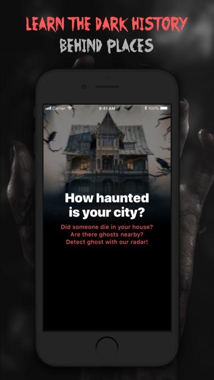 HAUNT - Ghosts & Houses