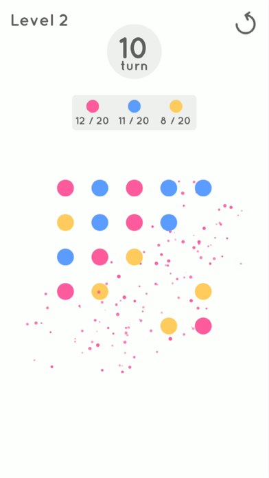 Paint Dots - paint dots screenshot 2