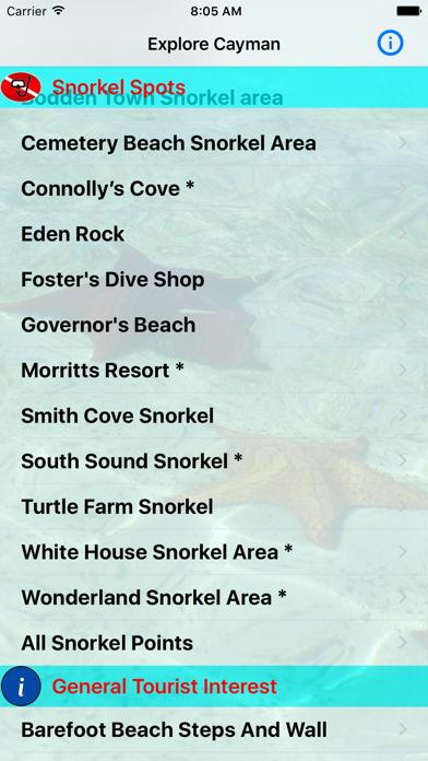 Cayman Snorkelのおすすめ画像5