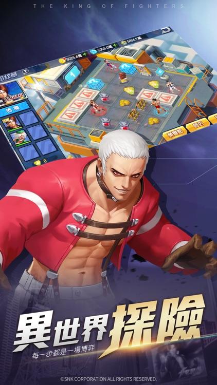 拳皇M:格鬥明星全集結 screenshot-5