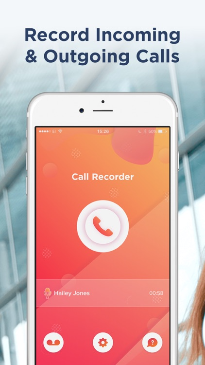 Call Recorder iCall