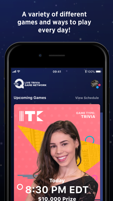 The Q - Live Game Show App Profile  Reviews, Videos and More