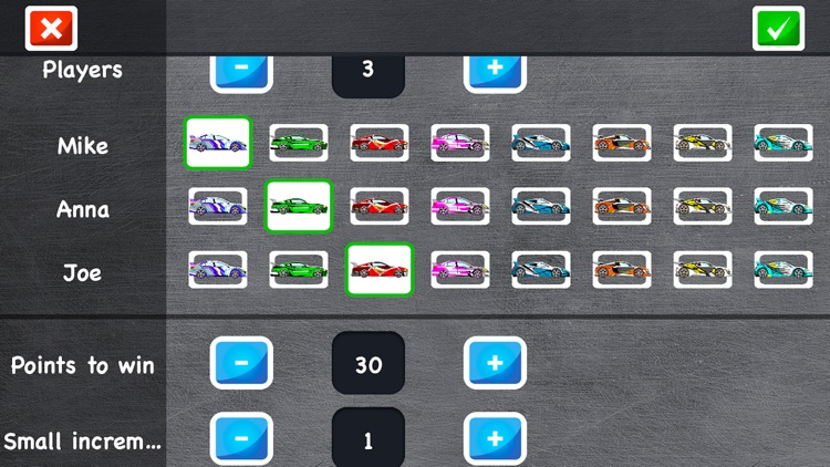 Score Keeper for Board Games screenshot-4
